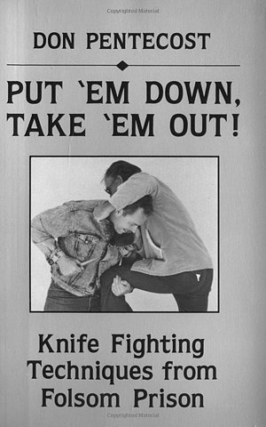 Knife Fighting From Folsom Prison