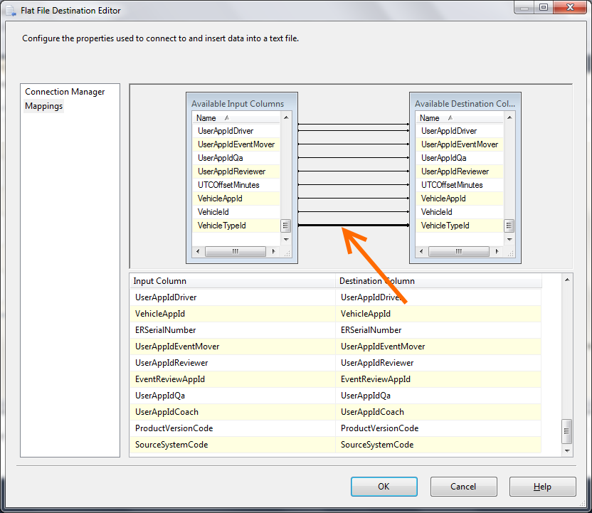 There Are Some Mapping Errors On This Path Integration Services 3